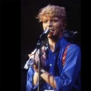 David Bowie 1983-05-20 Frankfurt ,Festhalle (off master - taper RG) - SQ 8,5