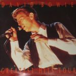 David Bowie 1990-08-05 Milton Keynes ,Milton Keynes Bowl - Greatest Hits Tour - (LP rip) - SQ -9