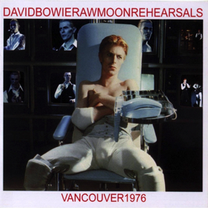 David Bowie 1976-02-02 Vancouver ,Pacific National Exhibition Coliseum - Raw Moon Rehearsals - SQ -9