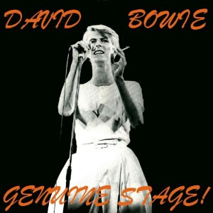 David Bowie 1978-04-28 Philadelphia ,Spectrum Arena - Genuine Stage - (Diedrich) - SQ 7
