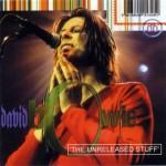 David Bowie The Unreleased Stuff