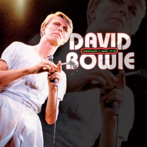 David Bowie 1978-06-07 Rotterdam, Sport Paleis Ahoy,The Netherlands