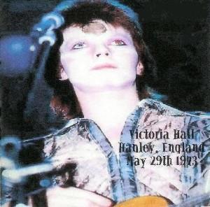 David Bowie 1973-05-29 Hanley ,Victoria Hall (master cassette - remastered VC) - SQ 6,5