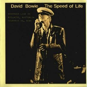 David Bowie 1978-11-11 Adelaide ,Oval Cricket Ground - Speed Of Life - (Diedrich) - SQ -8