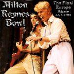 David Bowie 1983-07-03 Milton Keynes ,Milton Keynes Bowl – The Final Europe Show – SQ 8,5