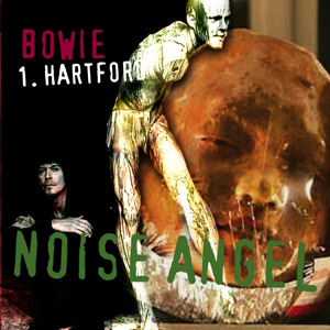 David Bowie 1995-09-12 Hartford ,Meadows Music Theater (Rehearsal) - Noise Angel - SQ 7,5