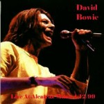 David Bowie 1999-12-04 Milano ,Alcatraz (RAW) - SQ 8,5
