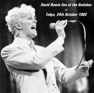 David Bowie 1983-10-24 Tokyo,Japan,Budukan - SQ 8