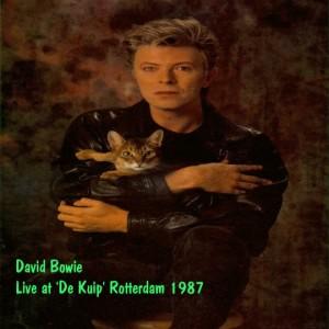 David Bowie 1987-05-30 Rotterdam