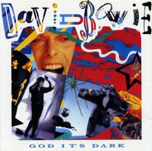 David Bowie 1987-07-03 Paris ,Parc Departemental De La Courneuve - Gods it's Dark - SQ 8