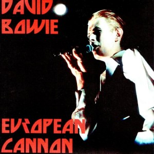 David Bowie 1976-02-23 Cincinatti ,Covention Centre - European Cannon - (Diedrich) - SQ 7