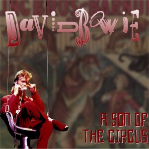 David Bowie 1987-08-28 Ottawa ,Landsdowne Park - A Son Of The Circus - ( Soundboard) - SQ 8,5
