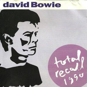 David Bowie 1990-08-05 Milton Keynes ,Milton Keynes Bowl - Total Recall 1990 - SQ 9,5