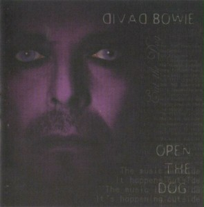 David Bowie 1995-11-15 London ,Wembley Arena - Open The Dog - SQ -9