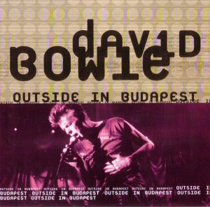 David Bowie 1997-08-14 Budapest ,Pepsi Island Festival ,Sziget Festival - Outside in Budapest - (Taboo)(Diedrich)