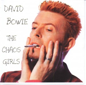 David Bowie 1997-09-28 Toronto ,The Warehouse Docks - The Chaos Girls - SQ 9