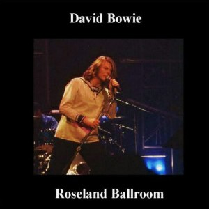 David Bowie 2000-06-16 Roseland Ballrooms