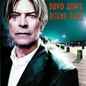 David Bowie 2002-07-07 Seat Beach Rock Festival