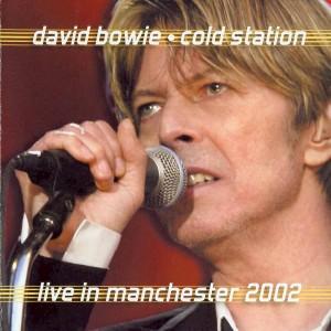 David Bowie 2002-07-10 Manchester ,Old Trafford Cricket Ground - Gold Station - SQ 9