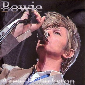 David Bowie 2002-08-06 Detroit (Clarkston) ,DTE Music Theatre - Area 2: Clarcston - SQ 9,5