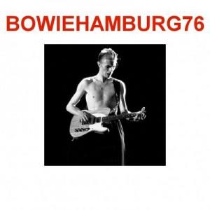 David Bowie 1976-04-11 Hamburg ,Kongress Zentrum – Bowie Hamburg 76 – (version 1) (low gen re-master) - SQ 8