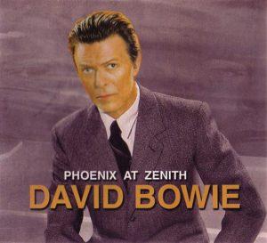 David Bowie 2002-09-24 Paris, France, le Zenith - Phoenix At Zenith - (Soundboard) - SQ 9