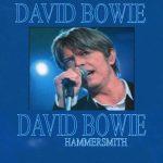 David Bowie 2002-10-02 London Hammersmith Odeon / Carlin Apollo - Back To Hammersmith - SQ 9