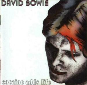 David Bowie 1976-05-13 Rotterdam ,Ahoy Sports Palais - Cocaine Adds Life - (Diedrich) - SQ 7,5