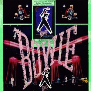 David Bowie 1983-06-15 Bochum ,Ruhrland Stadium - Bowie Bochum Ruhrland Stadium 1983 - (Off master) - SQ 7,5