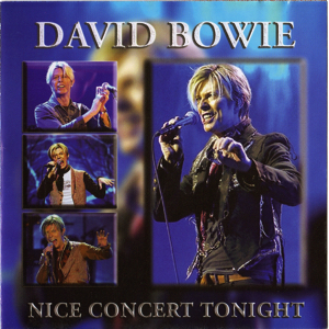 David Bowie 2003-11-10 Nice ,Le Palais - Nice concert Tonight - SQ -9
