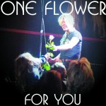 David Bowie 2004-01-09 Detroit ,The Palace of Auburn Hills - One Flower for You - (DIEDRICH)