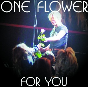 David Bowie 2004-01-09 Detroit ,The Palace at Auburn Hills - One Flower for You - SQ 8,5