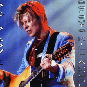 David Bowie 2004 mei Atlantic City,New Jersey