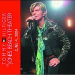 David Bowie 2004-06-04 Wantagh ,Tommy Hilfiger at Jones Beach Theatre (DIEDRICH) – SQ 8,5