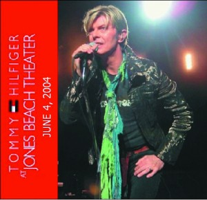 David Bowie 2004-06-04 Live From Jones Beach -Wantagh