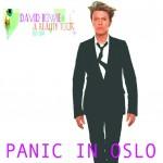 David Bowie 2004-06-18 Oslo ,Norwegian Wood Festival - Panic In Oslo - (DIEDRICH) - SQ 8