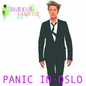 David Bowie 2004-06-18 Oslo ,Norwegian Wood Festival - Panic In Oslo - SQ 8+