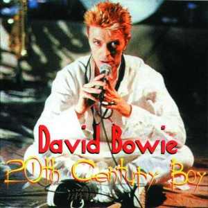 David Bowie 20th century Boy (Compilations 1996-1999 & tracks from various studio albums) - SQ 9,5