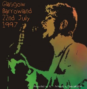 David Bowie 1997-07-22 Glasgow ,Barrowland Ballrooms - What Else Can I Sell You - SQ 8