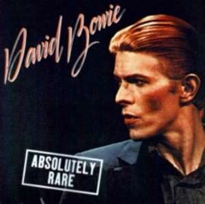 David Bowie Absolutely Rare (Live & Studio Outtakes & Mixes) - SQ 9,5