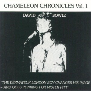 David Bowie Chameleon Chronicles Volume 1 - Compilation)