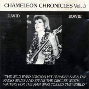David Bowie Chameleon Chronicles Volume 3