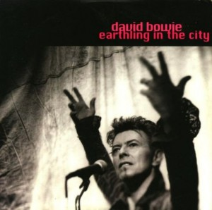 David Bowie Earthling In The City SQ 10