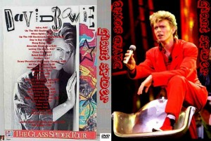 David Bowie 1987-08-08 Grant Spider Live in Anaheim