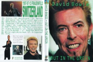 David Bowie 1997-07-13 Frauenfeld ,Out In The Green - Out In The Green (audience recording)