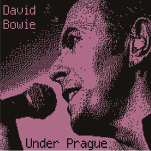 David Bowie 1996-02-03 Prague ,Sportovni Halan - Under Prague - SQ -8