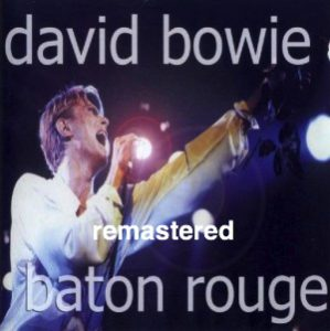 David Bowie 1978-04-11 Baton Rouge ,Louisiana State University (Remastered VC) - SQ 8+