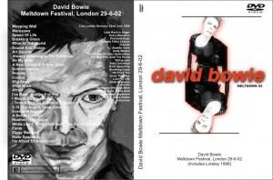 David Bowie 2002-06-29 Meltdown 2002