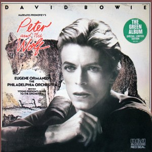 David Bowie Peter and the Wolf (1978)