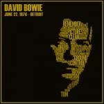 David Bowie 1974-06-22 Detroit ,Cobo Arena - SQ 6+